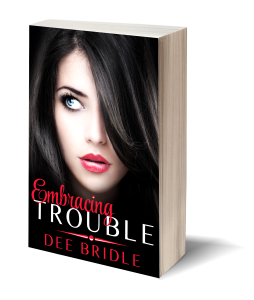 Embracing Trouble 3D Image of Book Cover